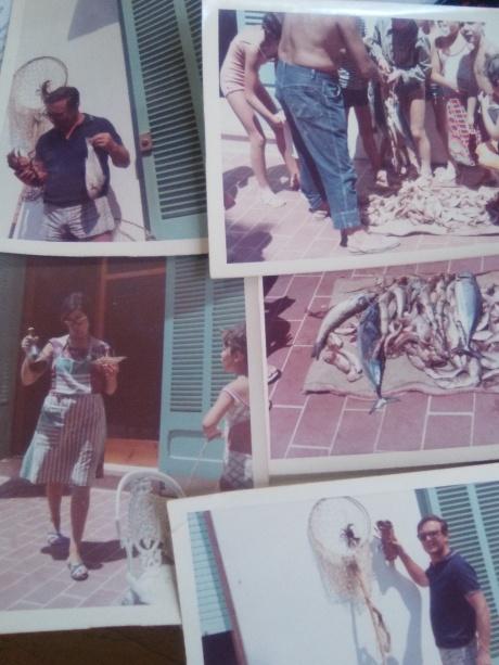 Día de pesca en Menorca