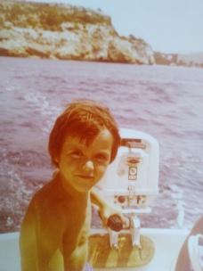El amor por el mar a Manel le vino por herencia